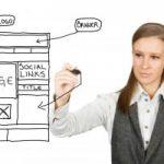 Webdesign er blevet mere web og mindre design