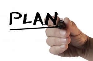 Lav en plan for hjemmeside og online markedsføring