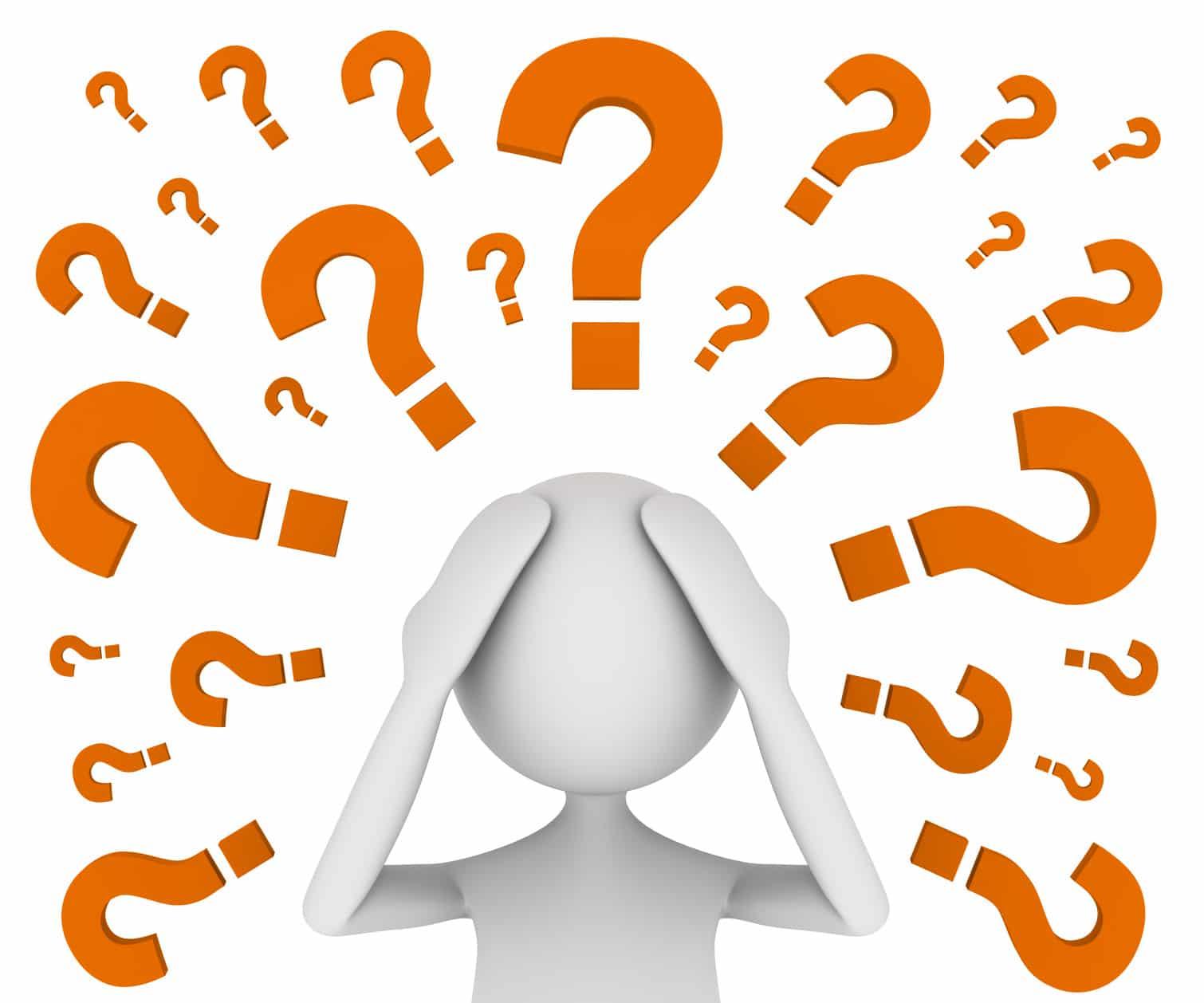 Husker du at svare på de vigtigste spørgsmål i hjemmesidens salgstekster?