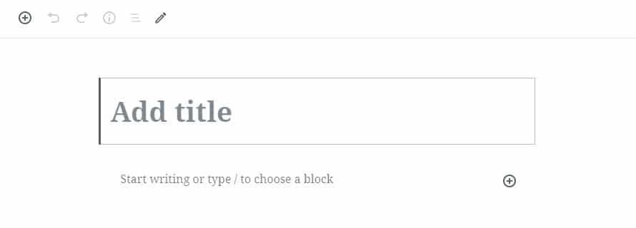 """I den engelske udgave af WordPress hedder overskriften også """"title"""""""